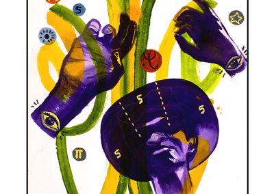 "555   2005 20"" X 26"" watercolor on paper"